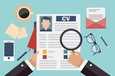 کارشناسان جذب و استخدام رزومه ها را نگاه نمیکنند | رزومه پرو